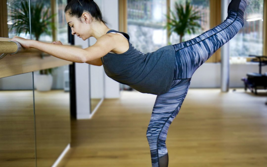 A dancer's approach to body conditioning